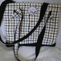 plaid_diaper_bag